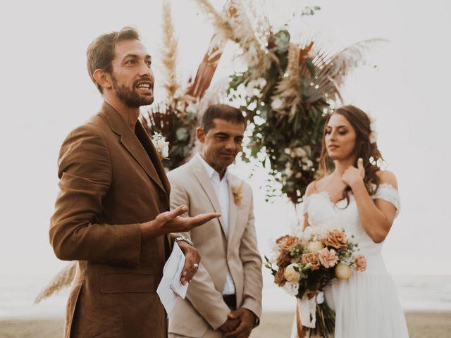 Il matrimonio di Leon e Carolina a Maccarese, Roma 57
