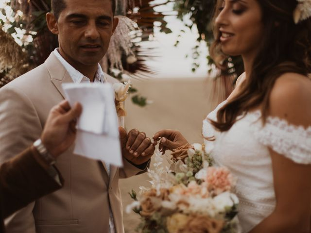 Il matrimonio di Leon e Carolina a Maccarese, Roma 64