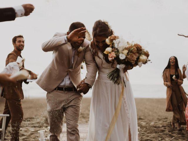 Il matrimonio di Leon e Carolina a Maccarese, Roma 75