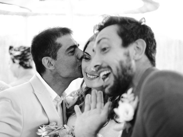 Il matrimonio di Leon e Carolina a Maccarese, Roma 76