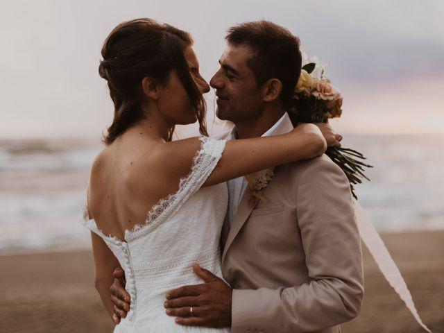 Le nozze di Carolina e Leon