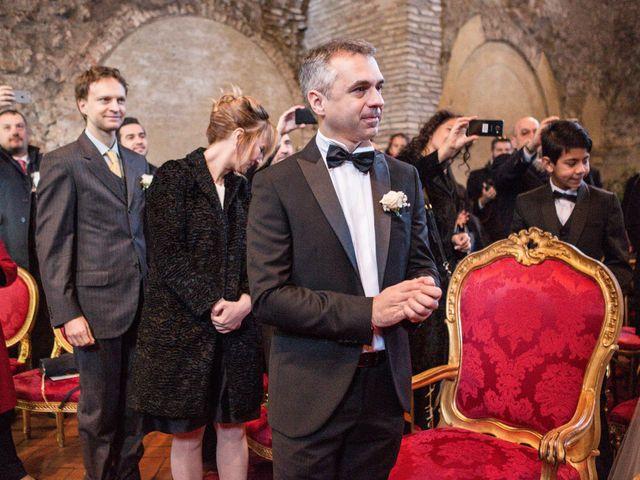 Il matrimonio di Stefano e Nouzha a Roma, Roma 20