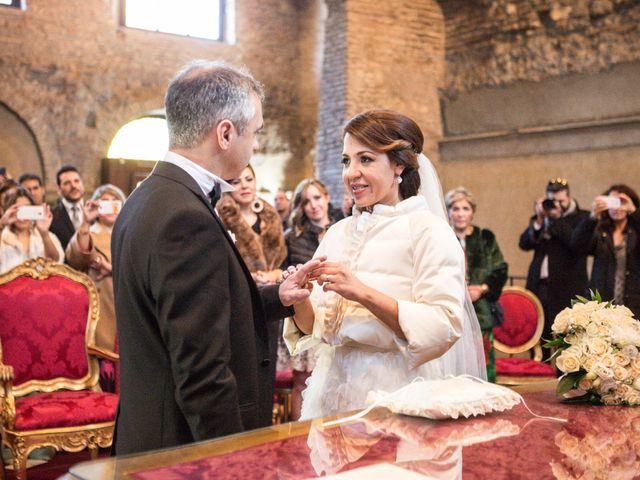 Il matrimonio di Stefano e Nouzha a Roma, Roma 23