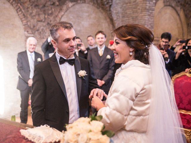 Il matrimonio di Stefano e Nouzha a Roma, Roma 24