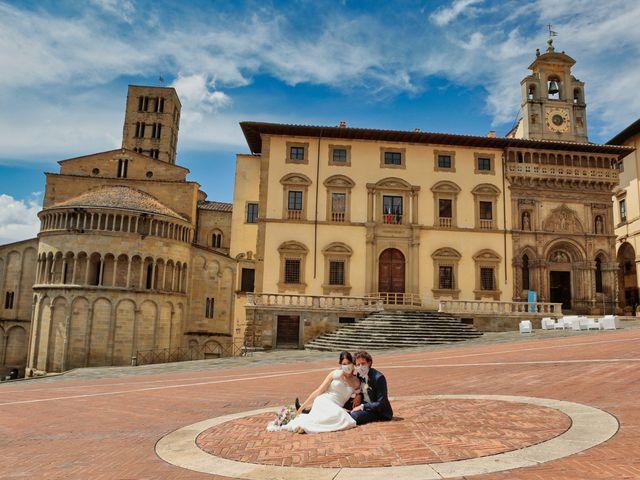 Le nozze di Donatella e Gabriele