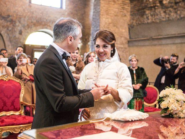 Il matrimonio di Stefano e Nouzha a Roma, Roma 25