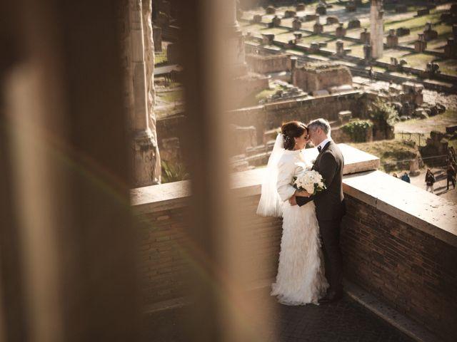 Il matrimonio di Stefano e Nouzha a Roma, Roma 28