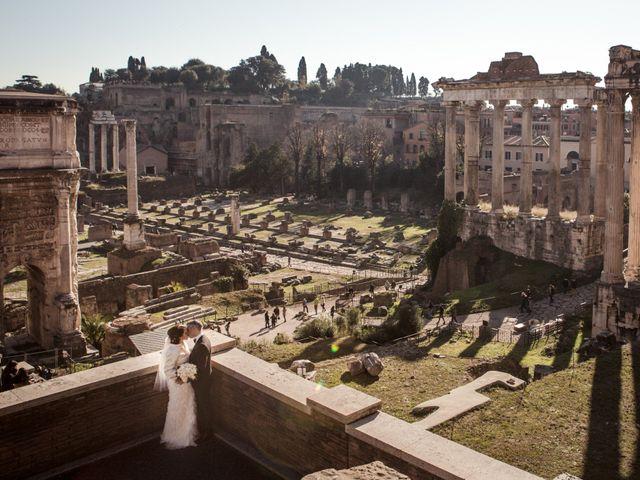 Il matrimonio di Stefano e Nouzha a Roma, Roma 29