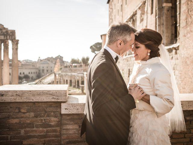 Il matrimonio di Stefano e Nouzha a Roma, Roma 31