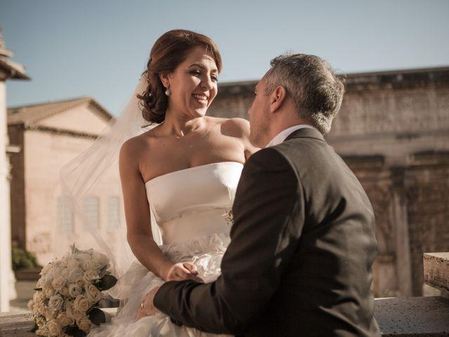 Il matrimonio di Stefano e Nouzha a Roma, Roma 32