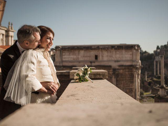 Il matrimonio di Stefano e Nouzha a Roma, Roma 33