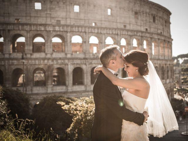 Il matrimonio di Stefano e Nouzha a Roma, Roma 37