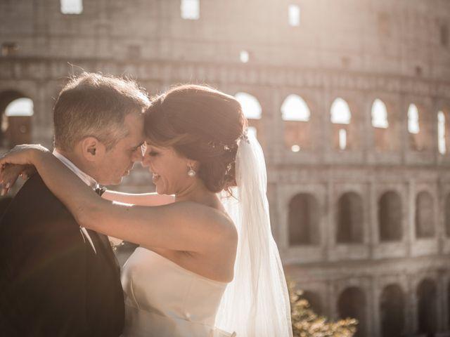 Il matrimonio di Stefano e Nouzha a Roma, Roma 38