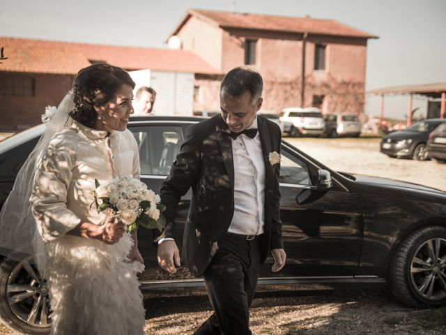 Il matrimonio di Stefano e Nouzha a Roma, Roma 40