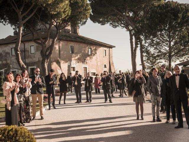 Il matrimonio di Stefano e Nouzha a Roma, Roma 41
