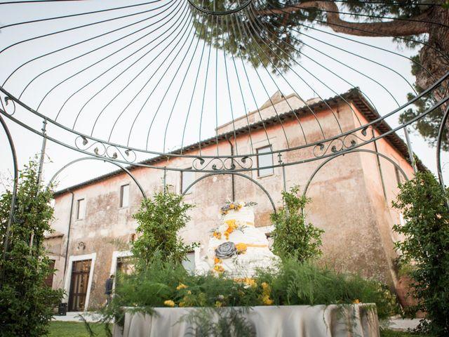 Il matrimonio di Stefano e Nouzha a Roma, Roma 55