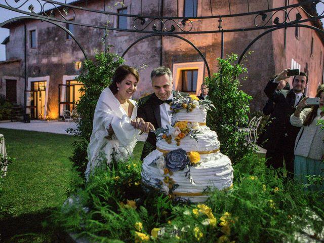Il matrimonio di Stefano e Nouzha a Roma, Roma 62