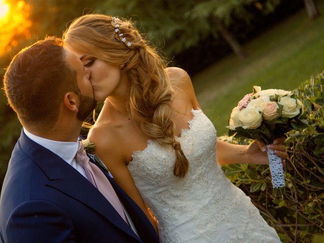 le nozze di Lisa e Emanuele