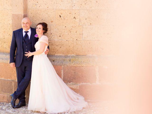 le nozze di Arianna e Pierpaolo