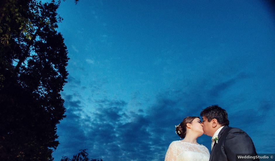 Il matrimonio di Christian e Ginevra a Oviglio, Alessandria