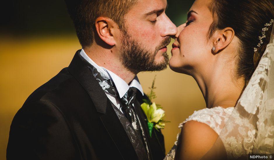 Il matrimonio di Federico e Silvia a Lucca, Lucca