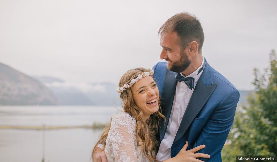 Il matrimonio di Vito e Federica a Iseo, Brescia