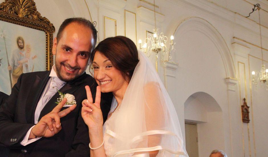 Il matrimonio di Alessandro e Alice a Belpasso, Catania