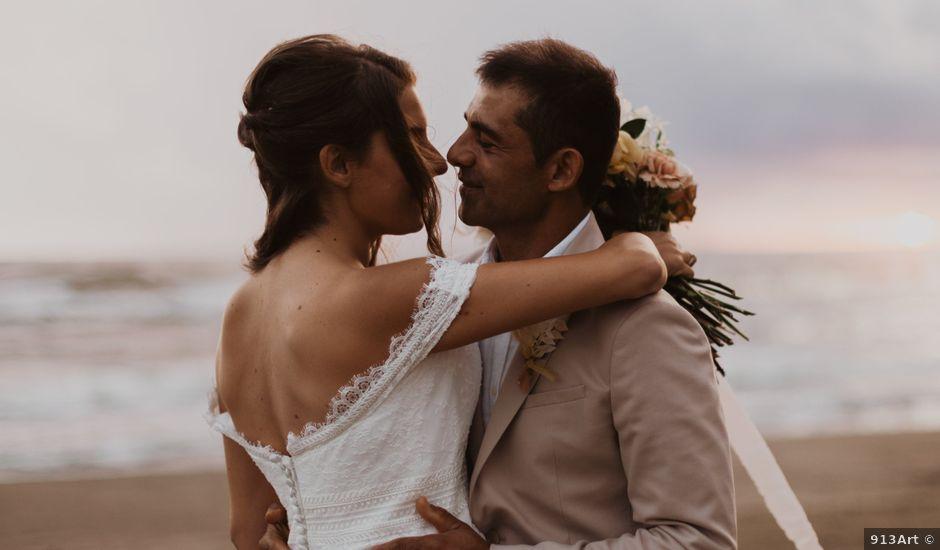 Il matrimonio di Leon e Carolina a Maccarese, Roma