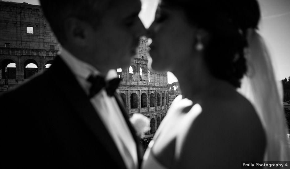 Il matrimonio di Stefano e Nouzha a Roma, Roma