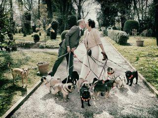 Le nozze di Maya e Luca