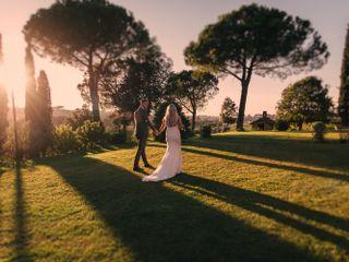 Le nozze di Charlotte e Jourdain 1