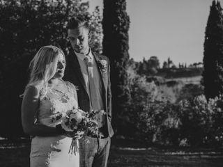 Le nozze di Charlotte e Jourdain 2