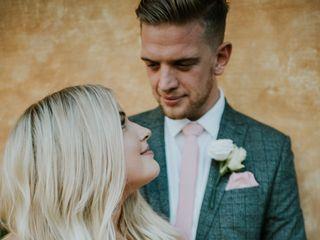 Le nozze di Charlotte e Jourdain 3