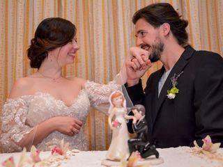 Le nozze di Giampaolo e Fabrizia