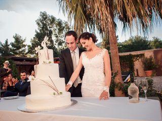 Le nozze di Giuliana e Andrea