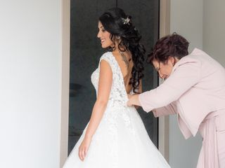 Le nozze di Simona e Nazareno 1