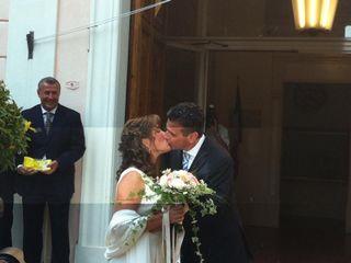 Le nozze di Maria Rosa e Domenico