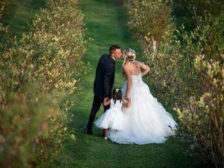 Le nozze di Fabrizia e Marcello