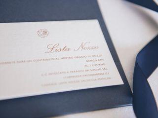 Le nozze di Martina e Italo 1