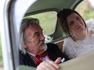 Le nozze di Rita e Tito