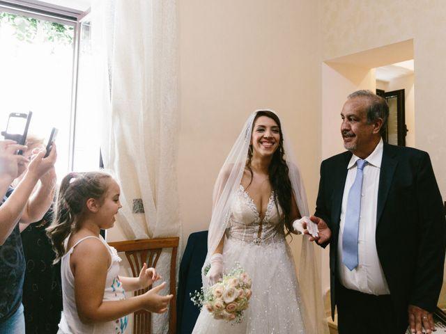 Il matrimonio di Fabio e Ilenia a Casteltermini, Agrigento 18