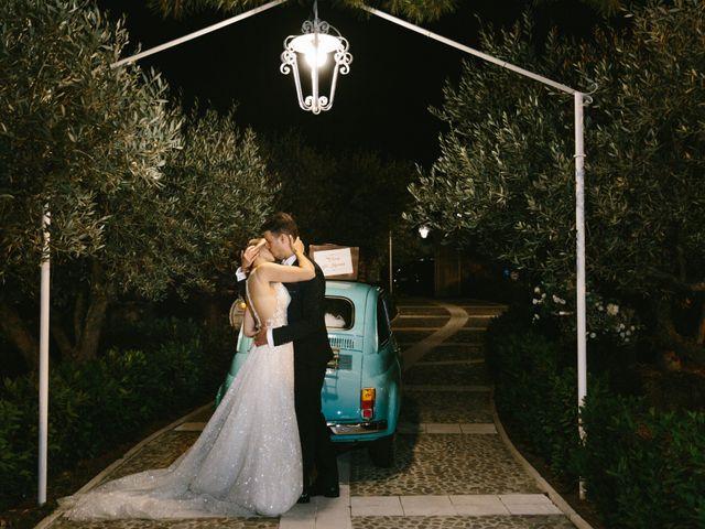 Il matrimonio di Fabio e Ilenia a Casteltermini, Agrigento 37