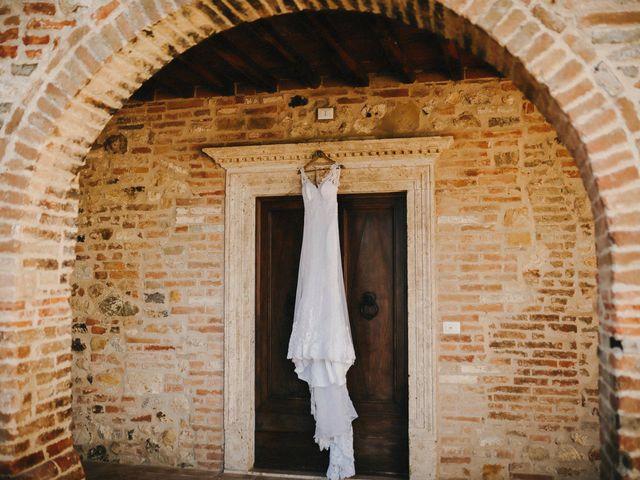 Il matrimonio di Emanuele e Mariane a Trequanda, Siena 7