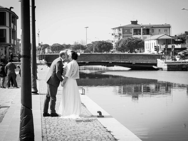 Il matrimonio di Luca e Maya a Cervia, Ravenna 7