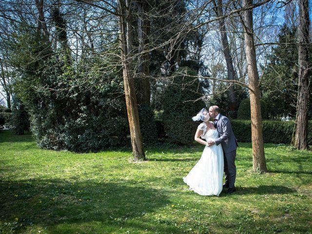 Il matrimonio di Luca e Maya a Cervia, Ravenna 18