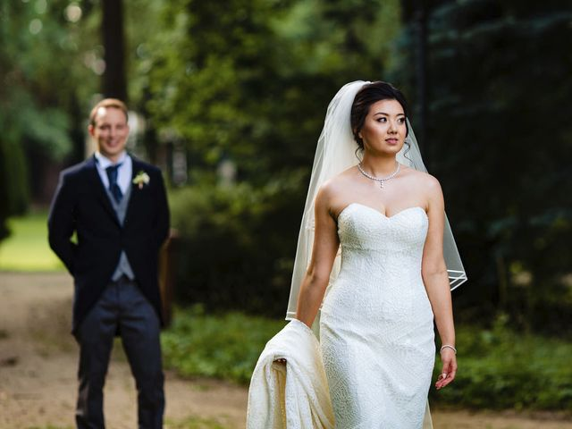 Il matrimonio di Bartek e Oriana a Arezzo, Arezzo 42
