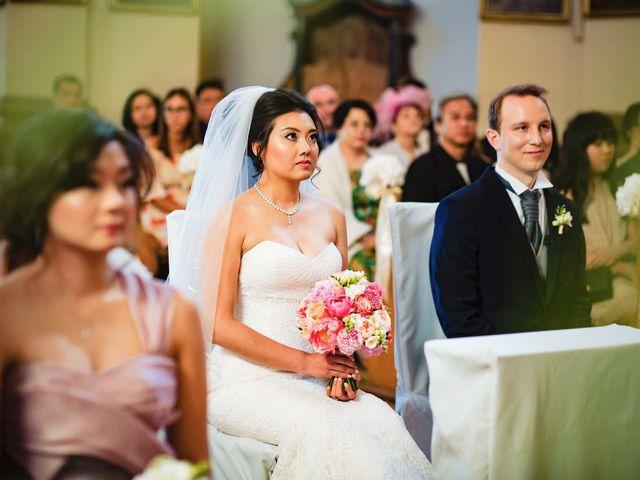 Il matrimonio di Bartek e Oriana a Arezzo, Arezzo 53