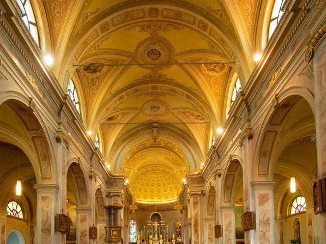 Il matrimonio di Angelo e Michela a Bergamo, Bergamo 12