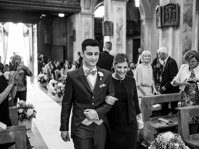 Il matrimonio di Angelo e Michela a Bergamo, Bergamo 15