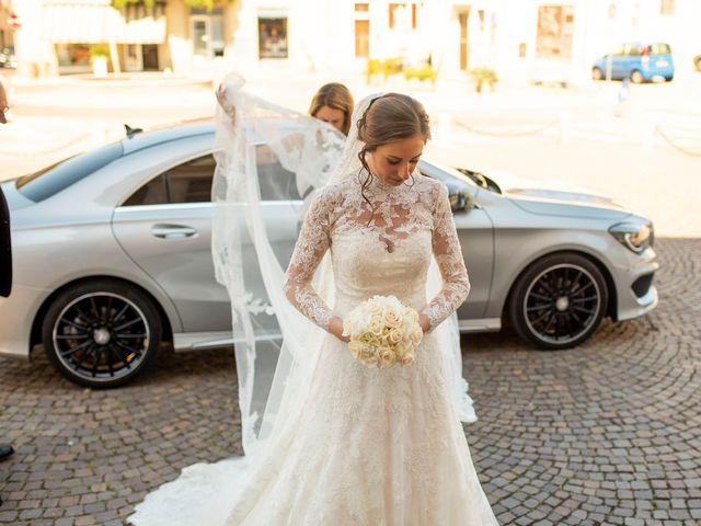 Il matrimonio di Angelo e Michela a Bergamo, Bergamo 17